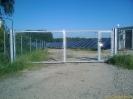 oplocení solární elektrárny