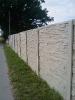 betonový plot Majdalena
