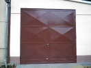 vrata ocelová tech  nické  služby Chlum u Třeboně