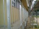zábradlí nemocnice Dačice